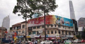 Lost heritage of old Saigon