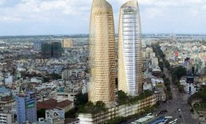 Never built projects in Saigon