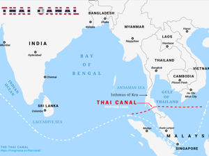 The Thai Canal
