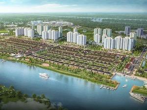 Future Ho Chi Minh City Metropolitan Area